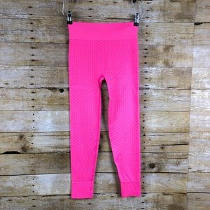 Victoria's Secret VSX Sports Pink Leggings Sz S